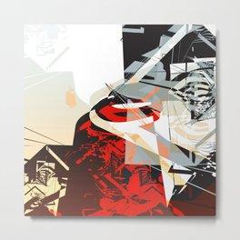 91218 Metal Print