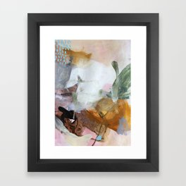 1 0 4 Framed Art Print