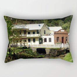 Stringer's Creek - Walhalla - Australia Rectangular Pillow