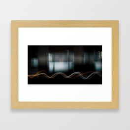 Metromotion Framed Art Print