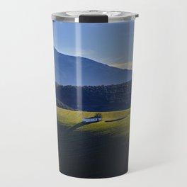 Cereal Fields. Spain Travel Mug
