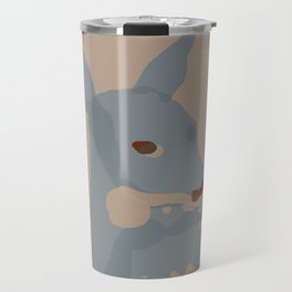 Grey Deer Travel Mug
