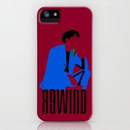 Jonghyun - Rewind iPhone Case