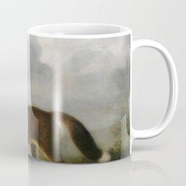 George Stubbs - Portrait of a Large Dog' (Dingo) Coffee Mug
