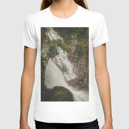 The Waterfalls of Nepal 001 T-shirt