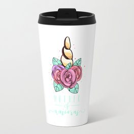 Mother of unicorns Travel Mug