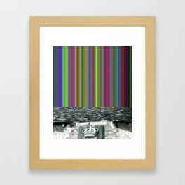 Clifford 2 Framed Art Print