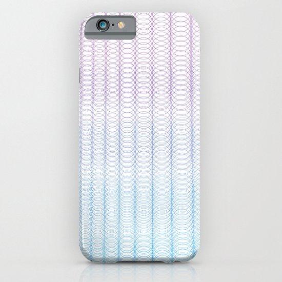 Circle Gradient iPhone & iPod Case