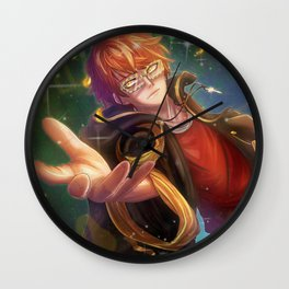 707 from Mystic Messenger Wall Clock