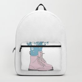 Mermaid Shoes Backpack