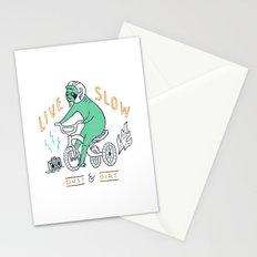 Live Slow Stationery Cards