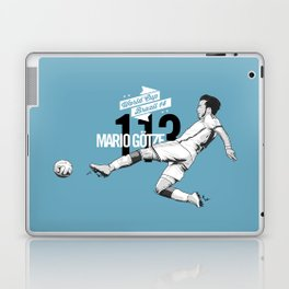Mario Goetze Laptop & iPad Skin
