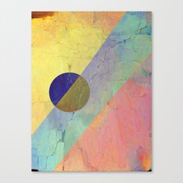 Hipster Solar Flare Canvas Print