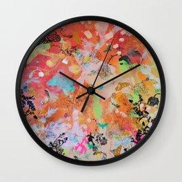 Array Wall Clock