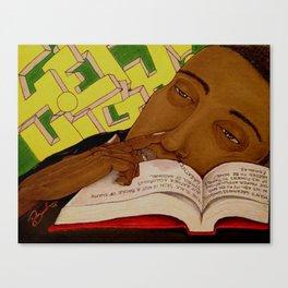 Get High! Canvas Print