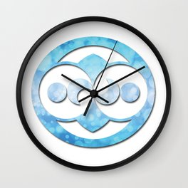 Roswell Rock Wall Clock