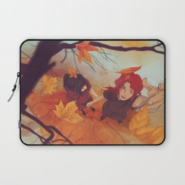 We Might Fall Laptop Sleeve