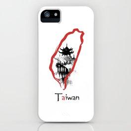 Taiwan, Taipei iPhone Case