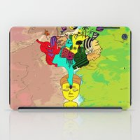 chakra iPad Cases featuring Chakra by Omnii