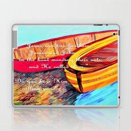 Do You Hear Him Calling? Laptop & iPad Skin