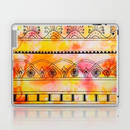 Pitter Pattern 1 Laptop & iPad Skin