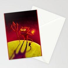 Lil Devil Stationery Cards