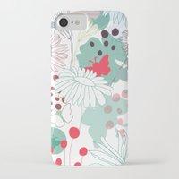 wonderland iPhone & iPod Cases featuring Wonderland by Demi Goutte