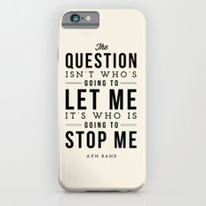 QUESTION Slim Case iPhone 6