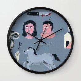 TENTACIÓN Wall Clock