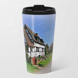 Chocolate Box Cottage Travel Mug