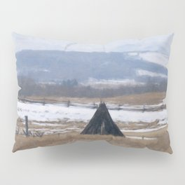 Out and About on the Prairies Pillow Sham
