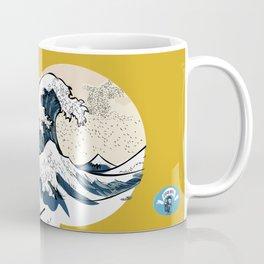 japan manga sea hokusai Coffee Mug