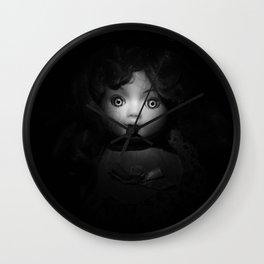 Doll III Wall Clock