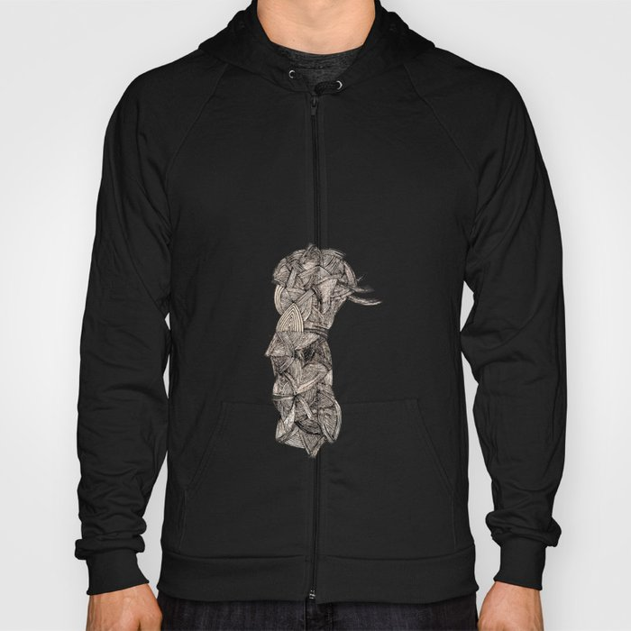 - old pen for souvenirs - Hoody