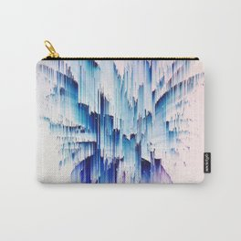 Pineapple crown - galactic glitch II Carry-All Pouch