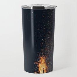 bonfire #society6 #buyart #decor Travel Mug