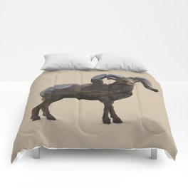 The Rocky Mountain Bighorn Sheep Comforters