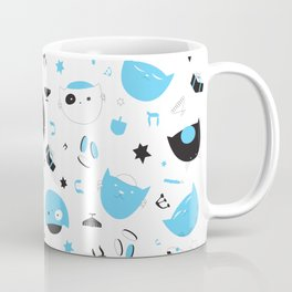 Hannukats White Coffee Mug