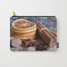Spices Of Life Carry-All Pouch