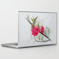 blossom Laptop & iPad Skins featuring Blossom by IvaW