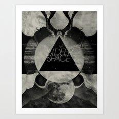 Cosmosis Art Print