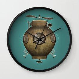Navigators Wall Clock
