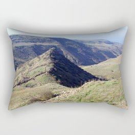 Gamla, Israel Rectangular Pillow