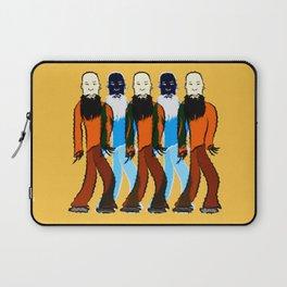 Beard long Laptop Sleeve