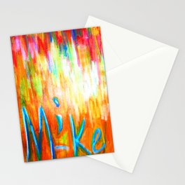for THE mvp Stationery Cards