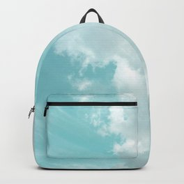 Head in the clouds #buyart #decor #freshair Backpack