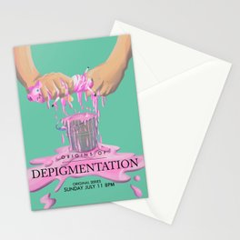 Depigmentation Stationery Cards