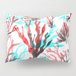 Rhodophytina Pillow Sham