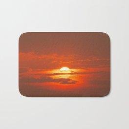 Sunset in Canada Bath Mat