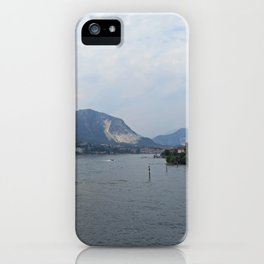 Leaving the Island iPhone Case